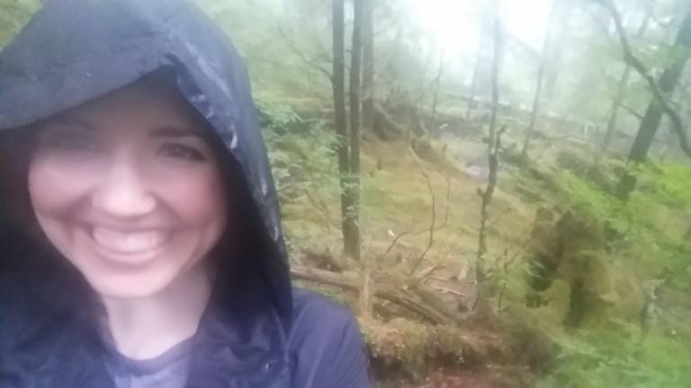 RainySelfie