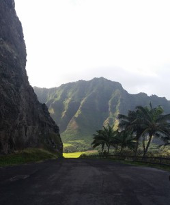 Here's an unrelated shot of beautiful Hawaii for your New Year's Eve pleasure.