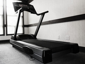 The Luxury of a Workout