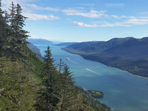 A Sunny Day in Juneau