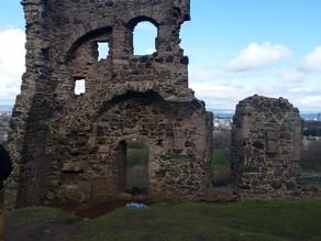 Holiday in Europe: Edinburgh Part I