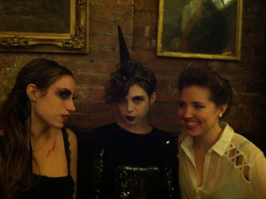 Overdressed (Halloween Edition)