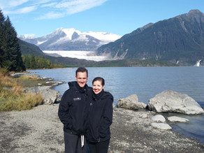 Farewell, Alaska!  Glacier Edition