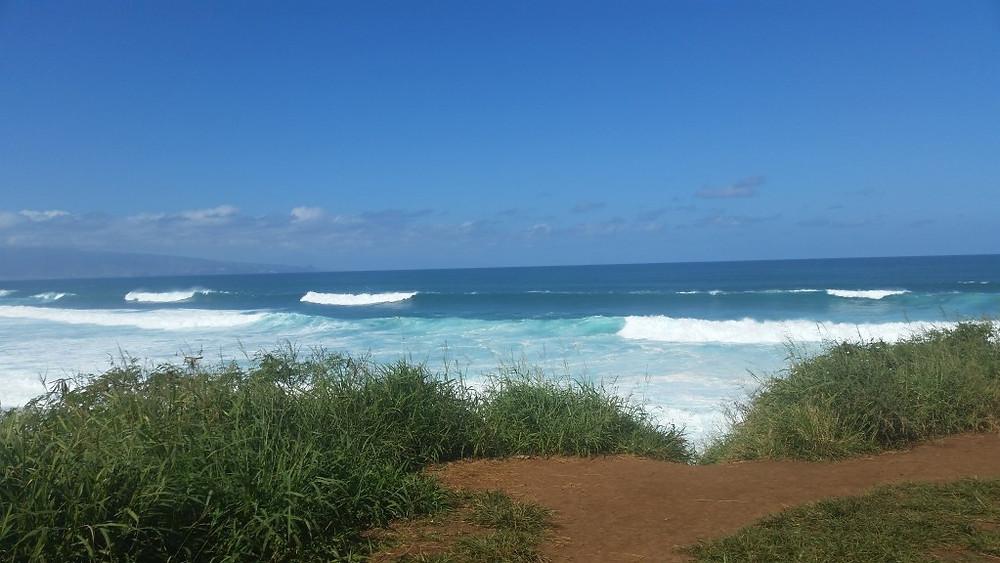 MauiSurfingBeach
