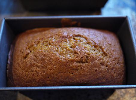 Bake Your Way through a Divorce, Episode 1 – Kathy's Pumpkin Bread