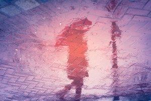Melancholy of a Rainy Day