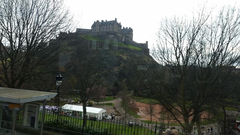 Goodbye, Edinburgh!