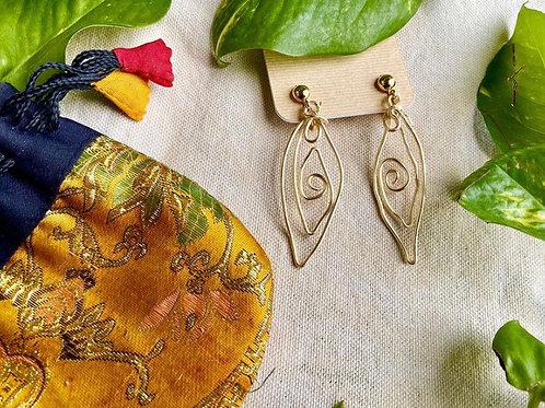 Yoni Earrings