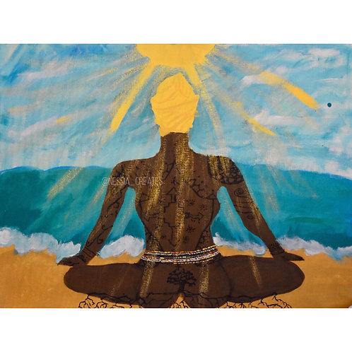Meditation After Ritual