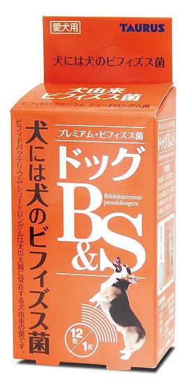 ドッグB&S 1g*12包