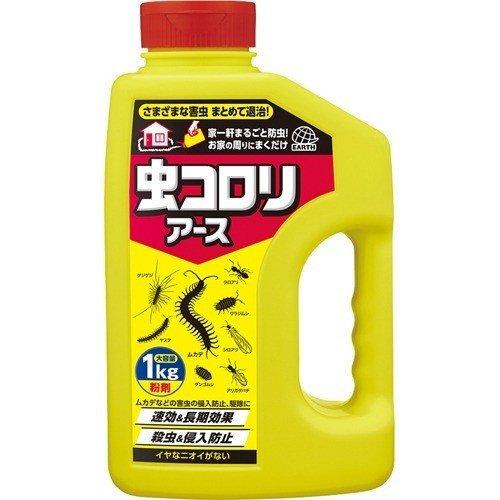 アース製薬 虫コロリアース粉剤 1kg