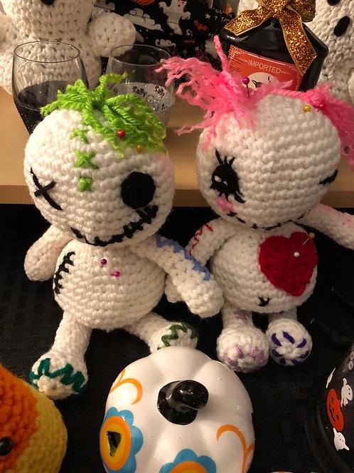 Voodoo dolls (set)