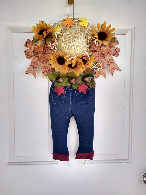 Country boy wreath ( Donna's favorite )