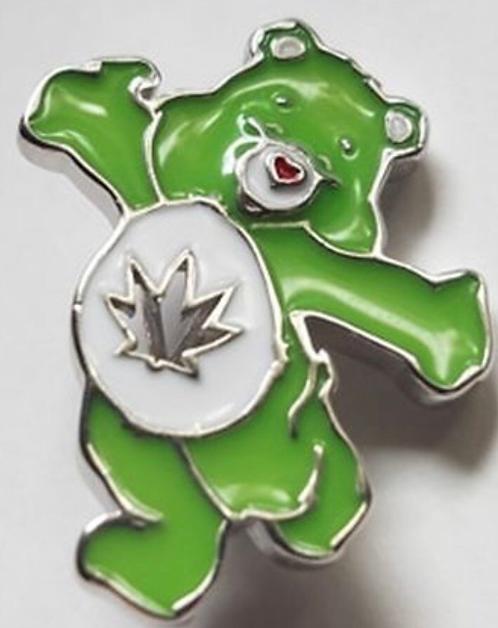 Weed bear