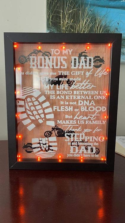 Bonus Dad w/Lights