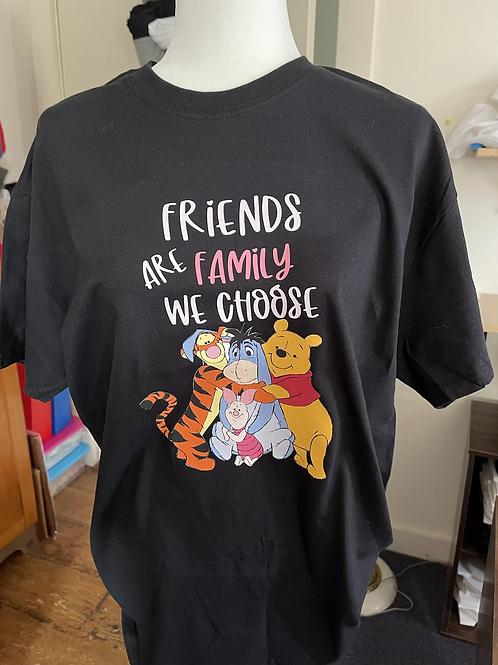 Friends are family (s,m,l & xl)