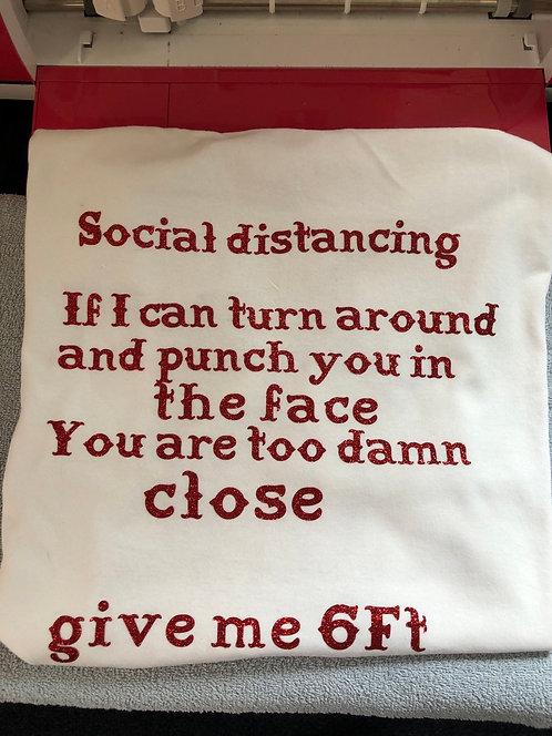 Social Distancing (s,m,l & xl)
