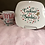 Thumbnail: Cookies/milk Santa plate/cup set