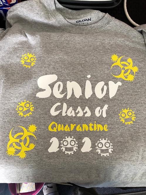 Senior shirt ( S, M,L or XL)