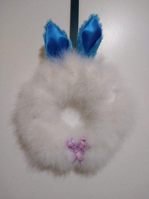 Happy bunny Wreath