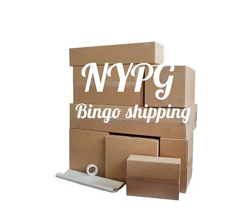 NYPG Bingo Shipping