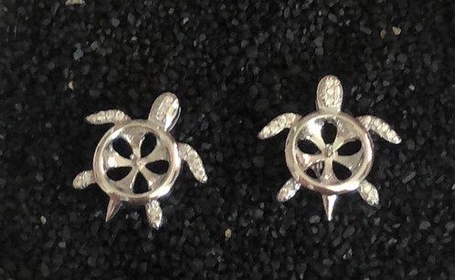 SS Turtle earrings