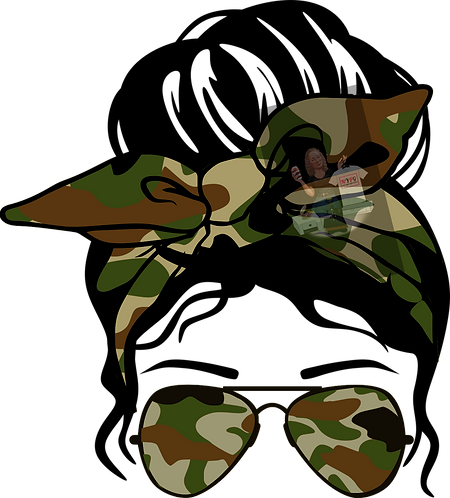 Camo family design only