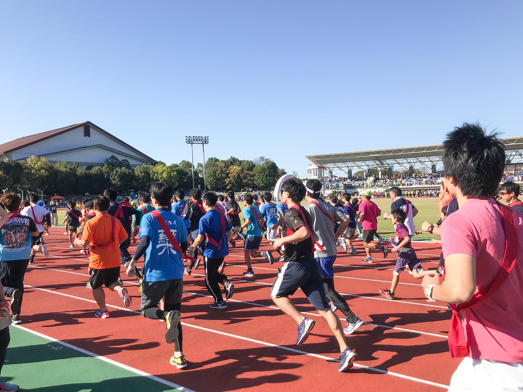京都ご当地グルメリレーマラソン2018