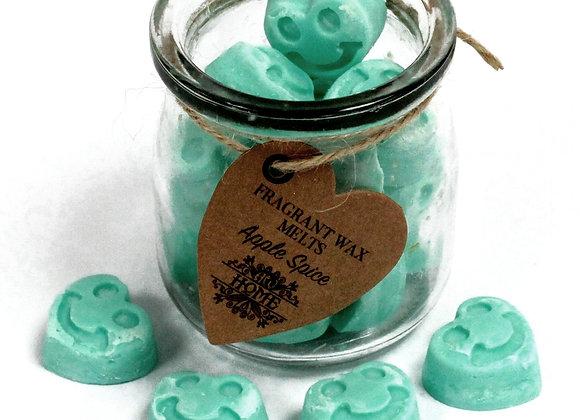 """Soywax Melts Jar - Apple Spice ""- 250g"