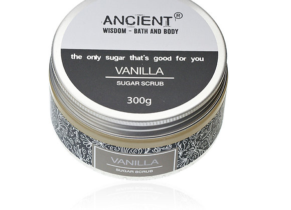 "Sugar Scrub 300g - ""Vanilla"""