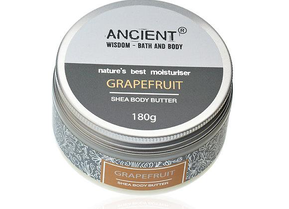 """Shea Body Butter 180g - """"Grapefruit"""""""