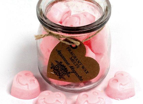 """ Soywax Melts Jar - Japanese Magnolia "" - 250g"