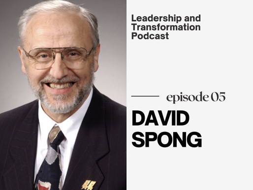 Business Quality Advocate: Dr. David Spong