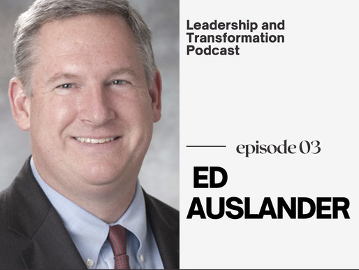 Leadership Development Advocate: Ed Auslander