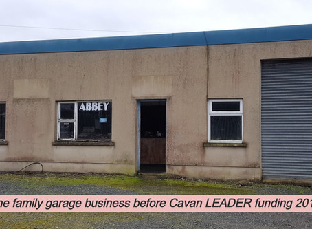 Cavan Crufts Winner Opens Business