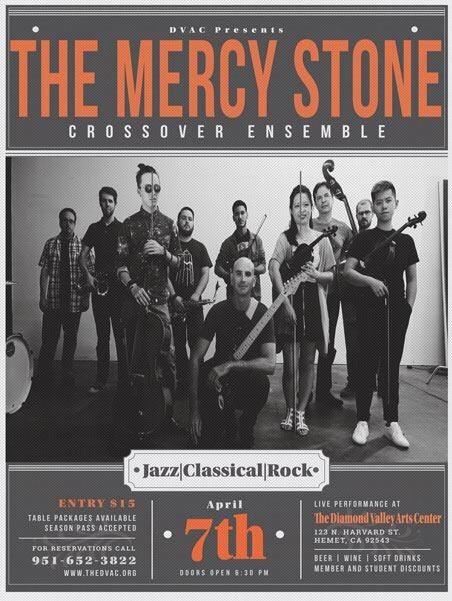 The Mercy Stone Live - 4/7/18