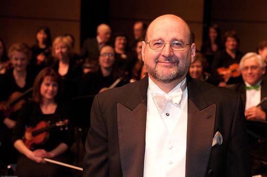 Maestro and Orchestra.jpg Barbara Willia