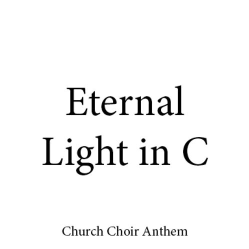 Eternal Light in C