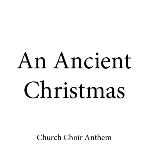 An Ancient Christmas
