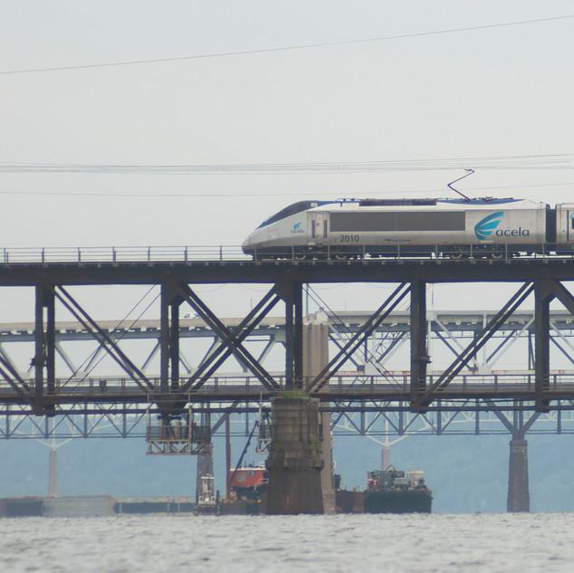 Train Crossing Susquehanna