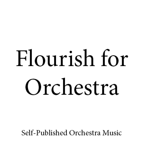 Flourish for Orchestra
