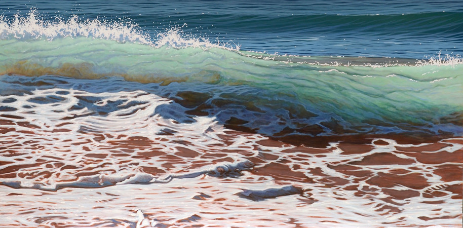 SOLD - The Shorebreak