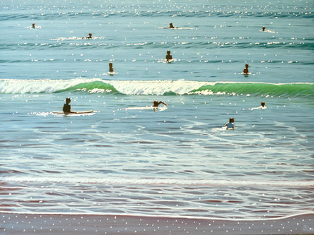 SOLD - Swell Lines
