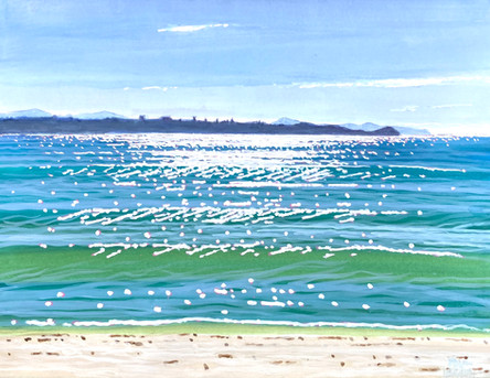 SOLD- Incoming Tide
