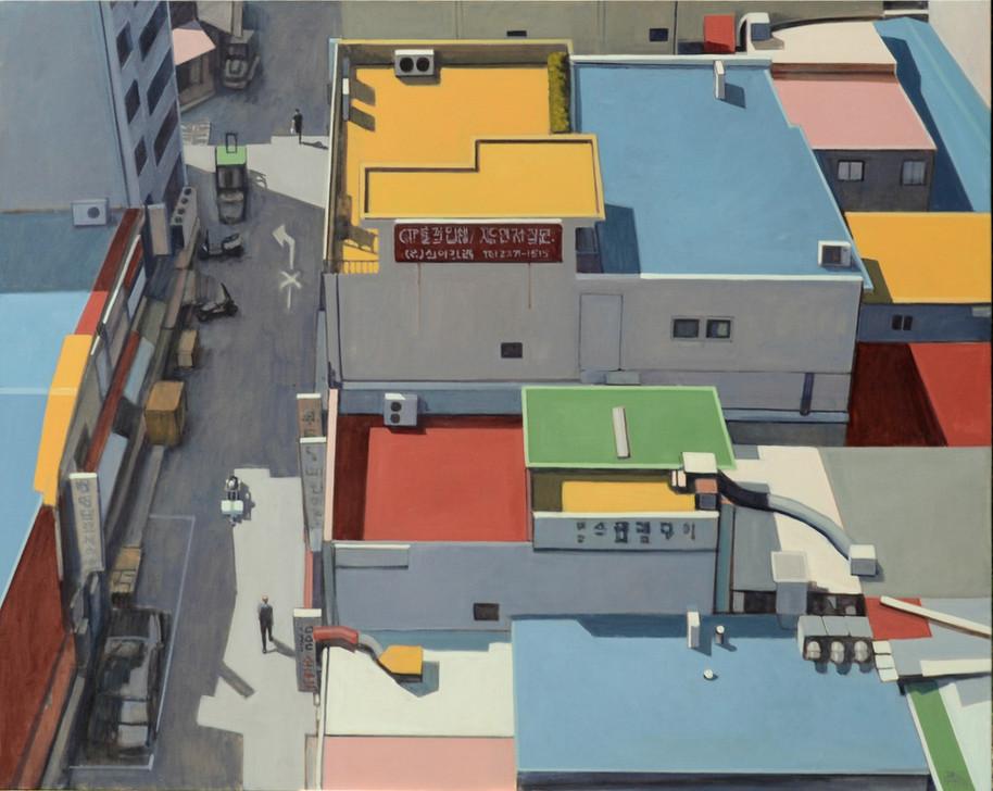 The Printmaking District, Seoul