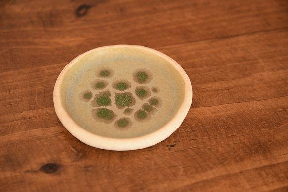 Mini plato archipélago azul-verde