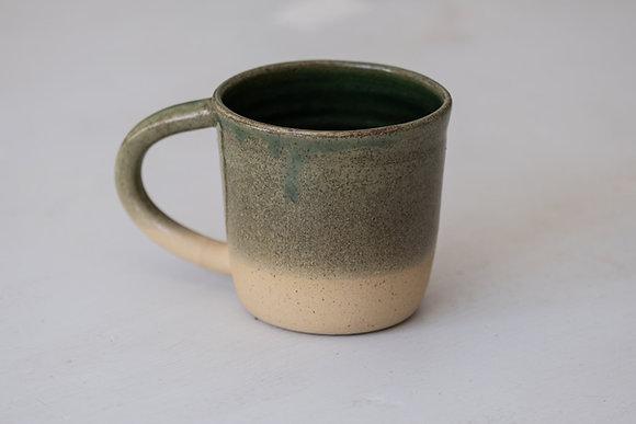 Oribe green mug