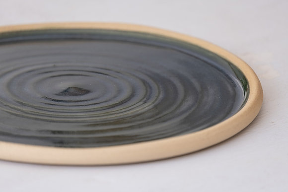 Oribe plate