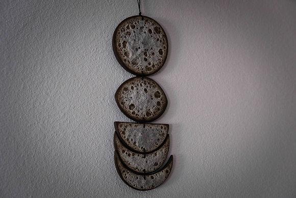 Móbil ciclo lunar