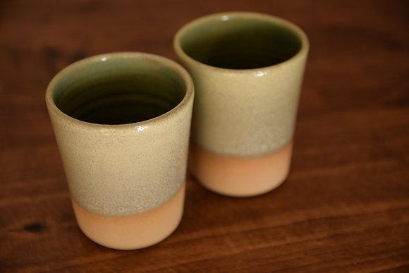 Set de 2 vasos oribe